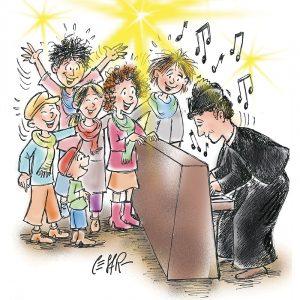 Don Bosco quasi… Mozart