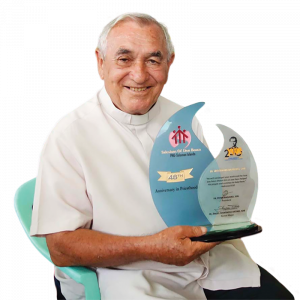 Father Val Don Valeriano Barbero