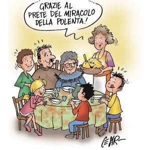 Il miracolo della polenta