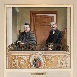 Don Bosco… e le zie provvidenziali
