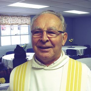 Padre Romeo Trottier