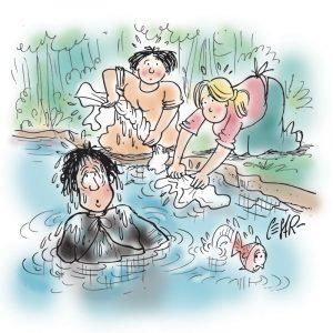 Don Bosco salvato dalle acque