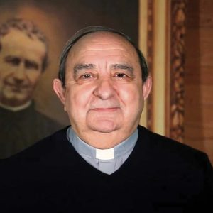 Don Eusebio Muñoz, SDB